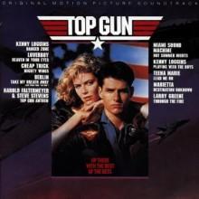 """Various – """"Top Gun (Original Motion Picture Soundtrack)"""" (LP)"""