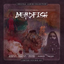 "Beardfish – ""Original Album Collection: Discovering BEARDFISH"""