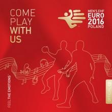 Oficjalna płyta MEN'S EHF EURO 2016 POLAND już w sprzedaży!