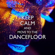 "Various – ""Keep Calm and Move to the Dancefloor"""