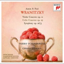 "Howart Griffiths  – ""Anton & Paul Wranitzky –  Concertos, Symphony in D"""