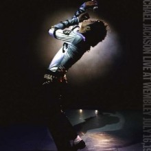 "Michael Jackson – ""Michael Jackson Live At Wembley July 16, 1988"""