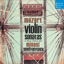 Mozart-Violin Sonatas
