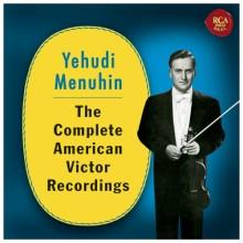 Yehudi Menuhin – The Complete American Victor Recordings
