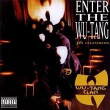 """Wu-Tang Clan – """"Enter The Wu-Tang Clan (36 Chambers)"""" (LP)"""