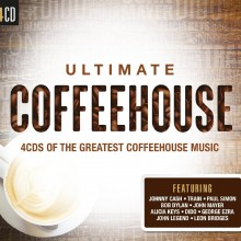 """Various – """"Ultimate… Coffeehouse"""""""