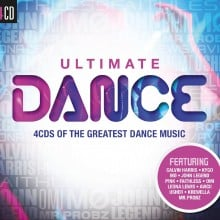 "Various – ""Ultimate… Dance"""