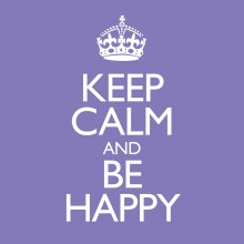 "Various – ""Keep Calm & Be Happy"""