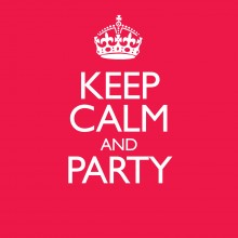 "Various – ""Keep Calm & Party"""