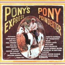 "Pony Poindexter – ""Pony's Express"""