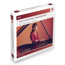 Ruth Laredo Plays Rachmaninoff  – The Complete Solo Piano Music