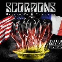 "Scorpions – ""Return To Forever (Tour Edition)"""