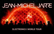 Jean-Michel Jarre powraca do Polski na dwa koncerty! Druga część płyty Electronica już maju!