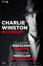 CHARLIE WINSTON ponownie na koncertach w Polsce – 12.04. Warszawa, 13.04 Wrocław !