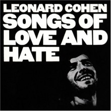 """Leonard Cohen – """"Songs of Love and Hate"""" (LP)"""
