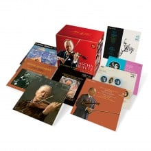 Jascha Heifetz The Complete Stereo Collection