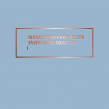 "Manic Street Preachers – ""Everything Must Go 20"" (Box)"