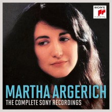 Martha Argerich – The Complete Sony Classical Recordings