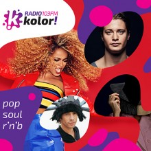 "Various – ""Radio Kolor: POP, SOUL, R'N'B"""