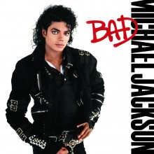 "Michael Jackson – ""Bad"" (LP)"
