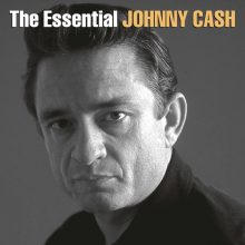 "Johnny Cash – ""The Essential Johnny Cash"" (LP)"