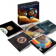 "Electric Light Orchestra – ""The Studio Albums 1973-1977"""