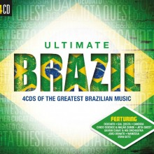 "Various – ""Ultimate… Brazil"""