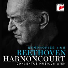 Beethoven Symphonies 4&5