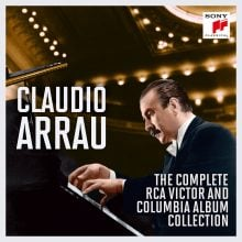 Claudio Arrau – The Complete Victor and Columbia Album Collection
