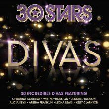 """Various – """"30 Stars: Divas"""""""