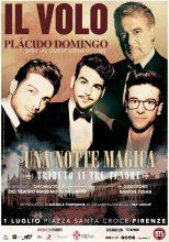 """IL VOLO oraz PLÁCIDO DOMINGO razem na scenie w wyjątkowym koncercie – """"A MAGICAL NIGHT  TRIBUTE TO THE THREE TENORS"""""""