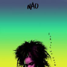 NAO – futurystyczne R&B z Wielkiej Brytanii, które zawróci Wam w głowie!