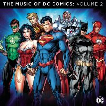 The Music of DC Comics – Vol. 2