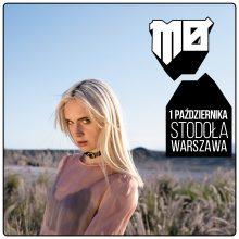 MØ na klubowym koncercie w Warszawie!