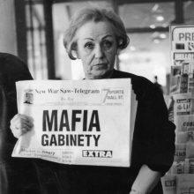 """Mafia – """"Gabinety"""""""