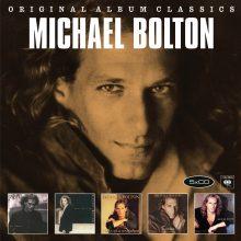 """Michael Bolton – """"Original Album Classics"""""""