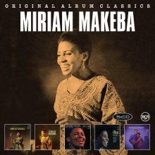 """Miriam Makeba – """"Original Album Classics"""""""