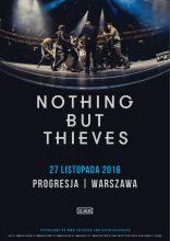 NOTHING BUT THIEVES ponownie na jedynym koncercie w Polsce!