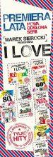 Nowa odsłona serii Marek Sierocki Przedstawia: I Love…! Pierwsza pula wznawianych płyt już w sklepach!