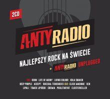 Antyradio: Najlepszy Rock Na Świecie + Antyradio Unplugged – preorder płyty na iTunes już 19 sierpnia!
