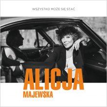 Alicja Majewska upublicznia okładkę nowej płyty!