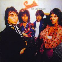 "Smokie – ""Bright Lights And Back Alleys (New Extended Version)"""