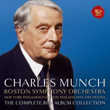 Charles Munch – The Complete RCA Album Collection