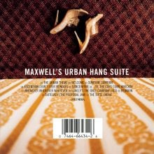 "Maxwell – ""Maxwell's Urban Hang Suite"" (LP)"