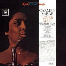 Carmen McRae – Carmen McRae Sings Lover Man and Other Billie Holiday Classics