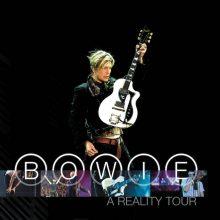 """David Bowie – """"A Reality Tour"""" (LP)"""