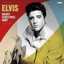 """Elvis Presley – """"Merry Christmas Baby"""" (LP)"""