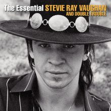 "Stevie Ray Vaughan & Double Trouble – ""The Essential Stevie Ray Vaughan"" (LP)"
