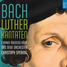 J. S. Bach: Die Lutherkantaten