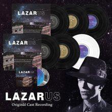 LAZARUS – utwory z musicalu i 3 ostatnie studyjne nagrania Davida Bowie –  nareszcie dostępne na płycie!